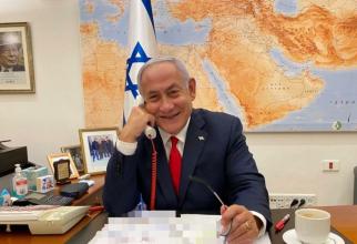 Benjamin Netanyahu  Sursa foto: Twitter