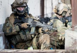 Kommando Spezialkräfte  Sursa foto: Twitter