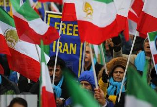 Free Iran Sursa foto: Comitetul National de Rezistenta din Iran