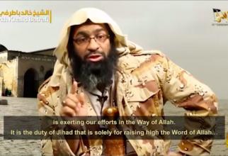 Khalid Batarfi, numit Abu Miqdad el-Kindi  Sursa foto: Twitter