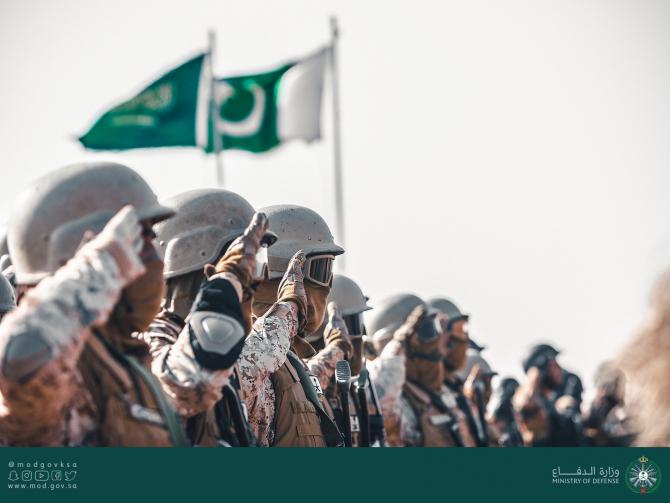 Arabia Saudită, sursă foto: Ministerul Apărării din Arabia Saudită (Facebook) وزارة الدفاع