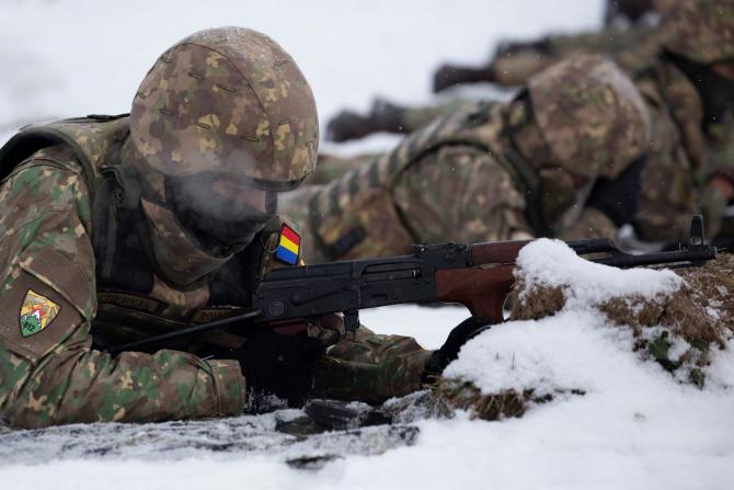 Sursă foto: Ministerul Apărării Naționale, România - www.mapn.ro Facebook