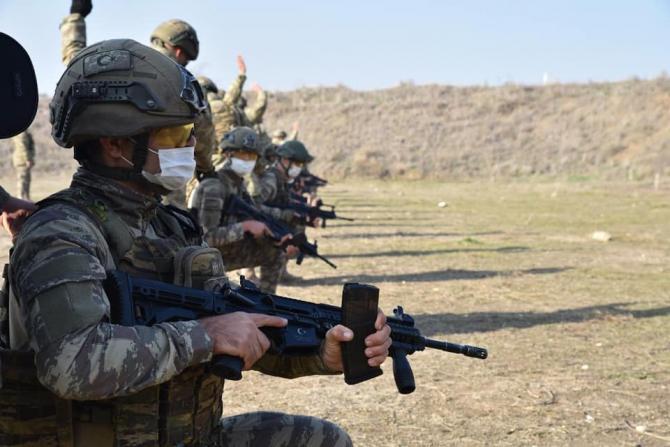 Armata turcă, sursă foto: Ministerul Apărării din Turcia T.C. Millî Savunma Bakanlığı Facebook