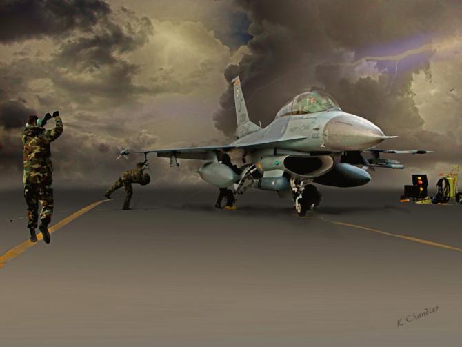 F-16, sursă foto: US Air Force
