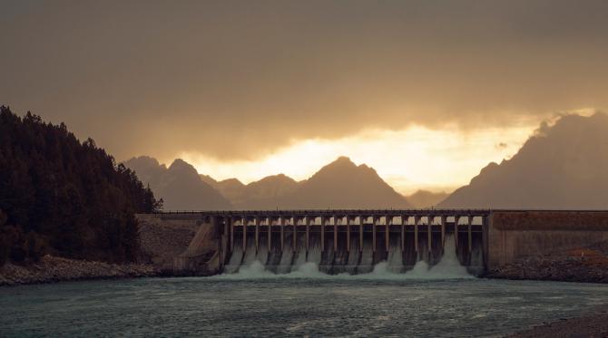 Hidrocentrala Sursa foto: Hidroelectrica Facebook