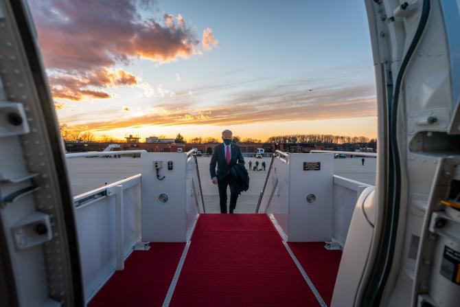 Președintele SUA, Joe Biden  Sursa foto: The White House