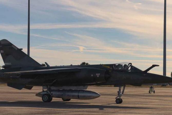 Mirage F1B, sursă foto: US Army via Military.com