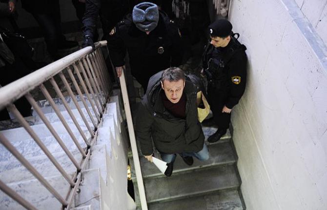 Alexei Navalnîi. Sursă foto: Alexei Navalnîi Facebook - Алексей Навальный