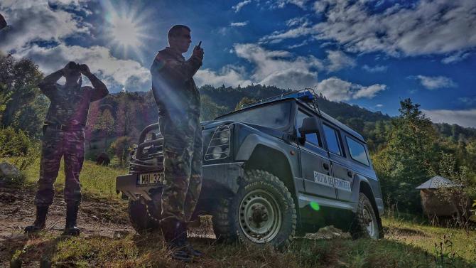 Poliția de Frontieră, sursă foto: MAI Facebook