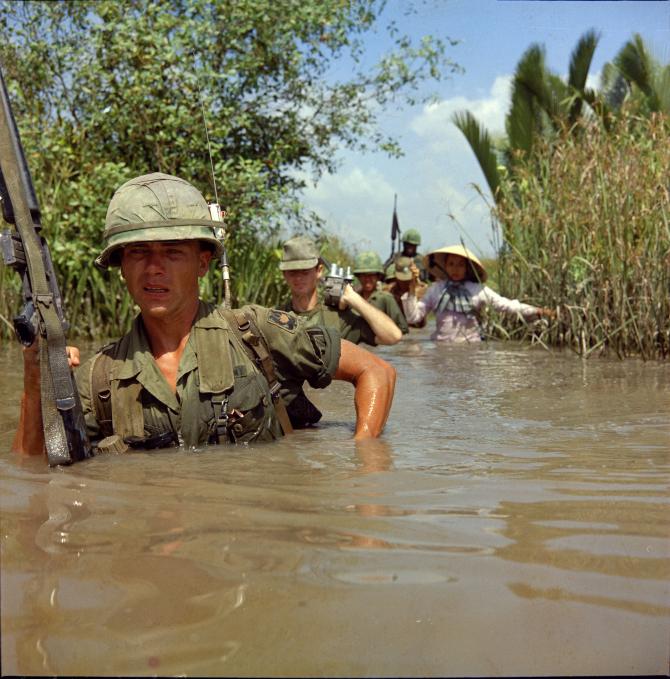 Războiul din Vietnam, sursă foto: US NATIONAL ARCHIVES CATALOG NATIONAL ARCHIVES CATALOG