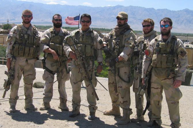 Echipa 10 SEAL Sursa foto: US Navy