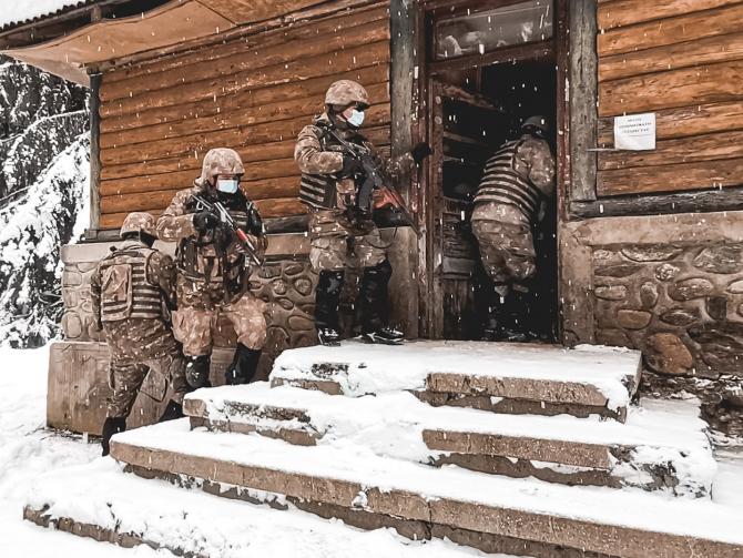 """Sursă foto: Brigada 2 Vânători de Munte """"Sarmizegetusa"""""""