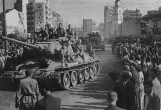 Intrarea Armatei Roșii în România, sursă foto: Radio România Actualități