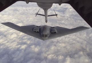 B-2 Spirit, sursă foto: US Air Force