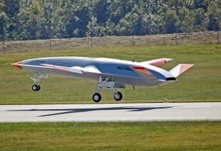 Drona MQ-25 Sursa foto: Boeing