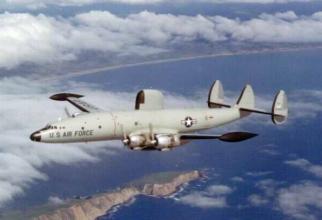 Aeronavă de recunoaștere EC-121 a SUA, identică cu cea doborâtă de avionul MiG-21 al Coreei de Nord. Sursă foto: Wikipedia