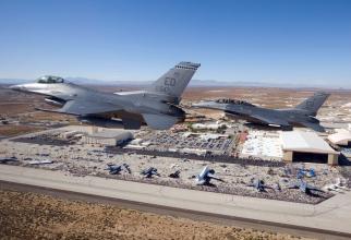 Avioane F-16 americane, sursă foto: US Air Force