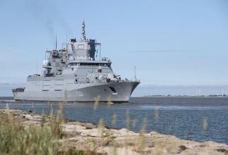 Fregata Sachsen-Anhalt  Sursa foto: Bundeswehr
