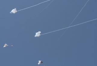 Test noul sistem Iron Dome Avansat  Sursa foto: Twitter