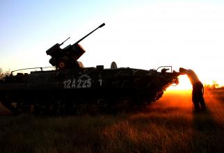"""MLI-84 Jder, sursă foto: Brigada 282 Blindată """"Unirea Principatelor"""""""