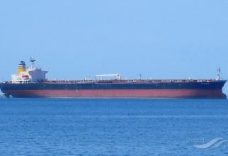 Petrolierul militar Kola, sursă foto: VesselFinder.com