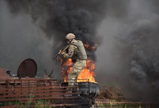 Sursă foto: Ministry of Defense of Ukraine - Facebook