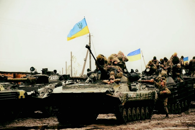 Armata Ucrainei, sursă foto: Ministry of Defense of Ukraine - Facebook