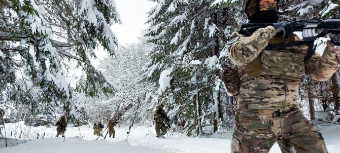 Batalionul 52 Operații Speciale Băneasa — Otopeni  Sursa foto: Facebook