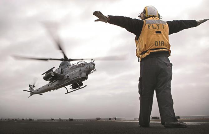 Elicopter de atac AH-1Z Viper, sursă foto: Bell