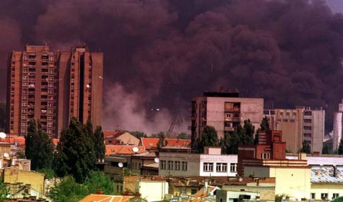 Bombardarea Serbiei în 1999, sursă foto: Global Research