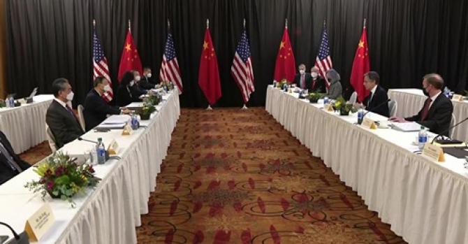 Discuții SUA-China Sursa foto: Facebook/CNN