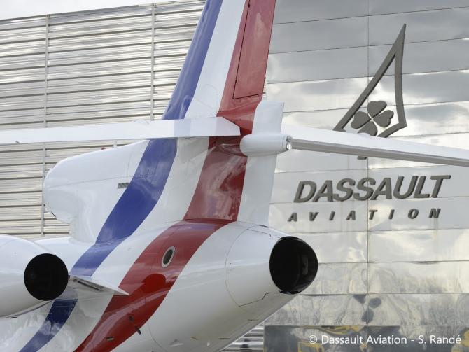 Foto: Dassault Aviation Facebook