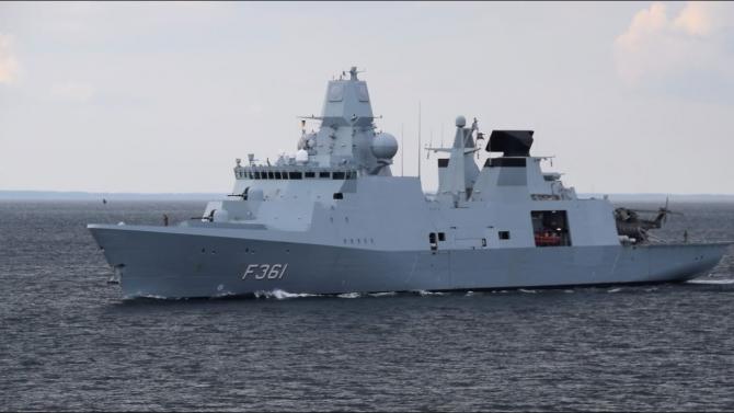 Fregata clasa Absalon Danemarca  Sursa foto: Royal Danish Navy
