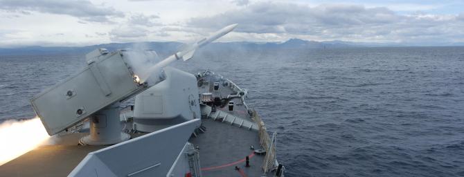 Sistem Albatros, sursă foto: MBDA
