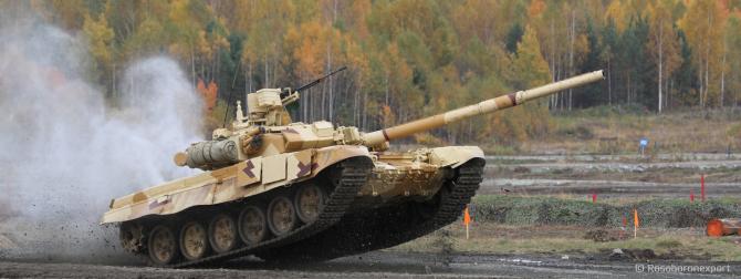 T-90S, sursă foto: Rosoboronexport