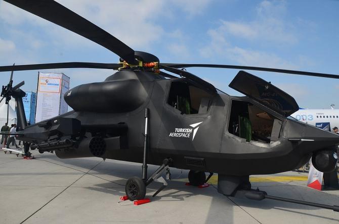 Proiectul elicopterului de atac T929, cunoscut și sub numele de ATAK 2.