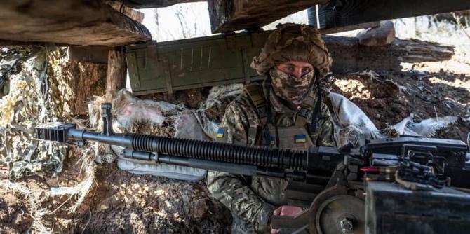 Foto: Ministry of Defense of Ukraine - Facebook