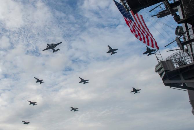 Foto: U.S. Department of Defense (DoD) Facebook