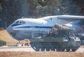 Sursă foto: Ministerul Apărării al Federației Ruse - Facebook