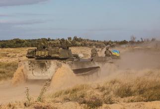 Sursă foto: Ministerul Apărării din Ucraina - Facebook