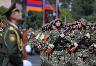 Armata Armeniei, sursă foto: Ministerul Apărării de la Erevan