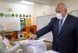 Premierul Boiko Borisov Sursa foto: Twitter