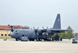 C-130 Hercules, Polonia