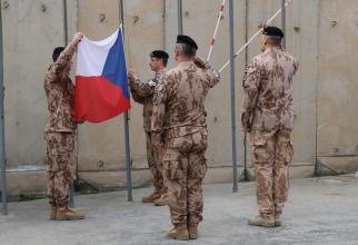 Foto: Ministerul Apărării din Republica Cehă