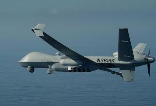 Drona MQ-9B SeaGuardian Sursa foto: General Atomics