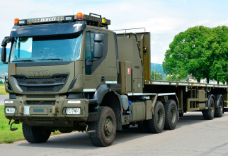 Sursă foto: Iveco Defence Vehicles