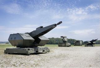 sistemul antiaerian GDM-008 Millenium,