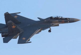 Su-30SM, Kazahstan. Sursă foto: Ministerul Apărării din Kazahstan