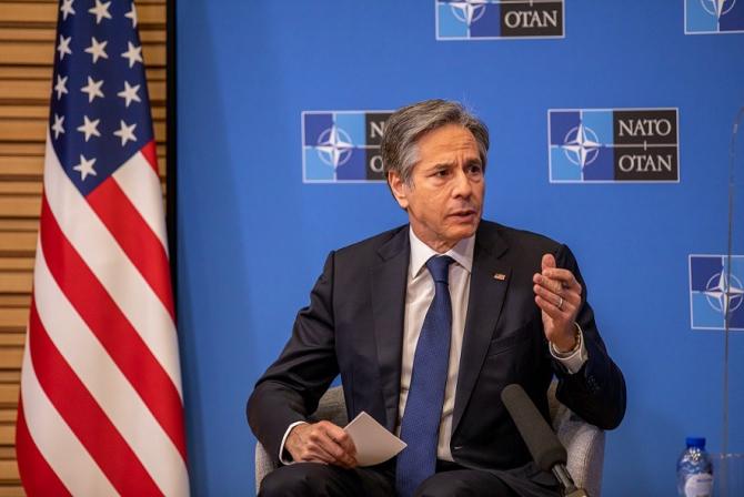 secretarul de stat al SUA, Antony Blinken
