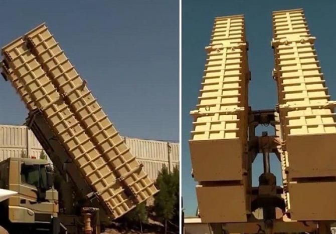 Sistemul Bavar-373 dezvoltat de Teheran, despre care iranienii spun că e o versiune autohtonă a S-300. Sursă foto: Ministerul Apărării din Iran